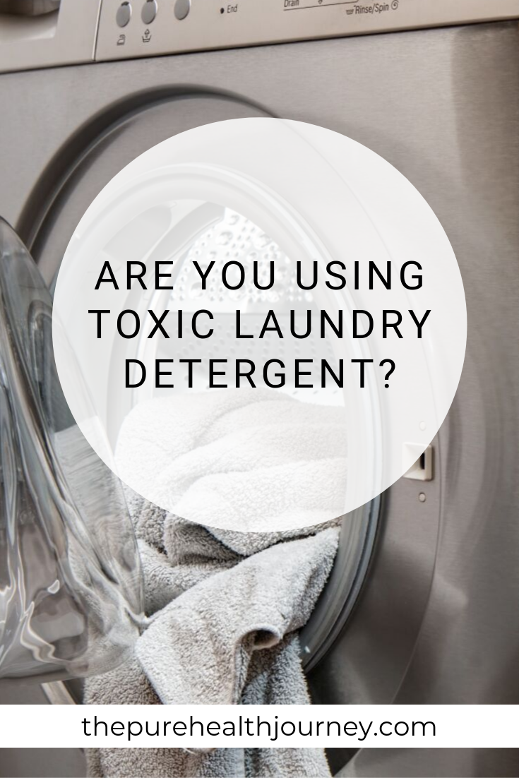 The Best Non Toxic Laundry Detergent Why You Should Switch Today