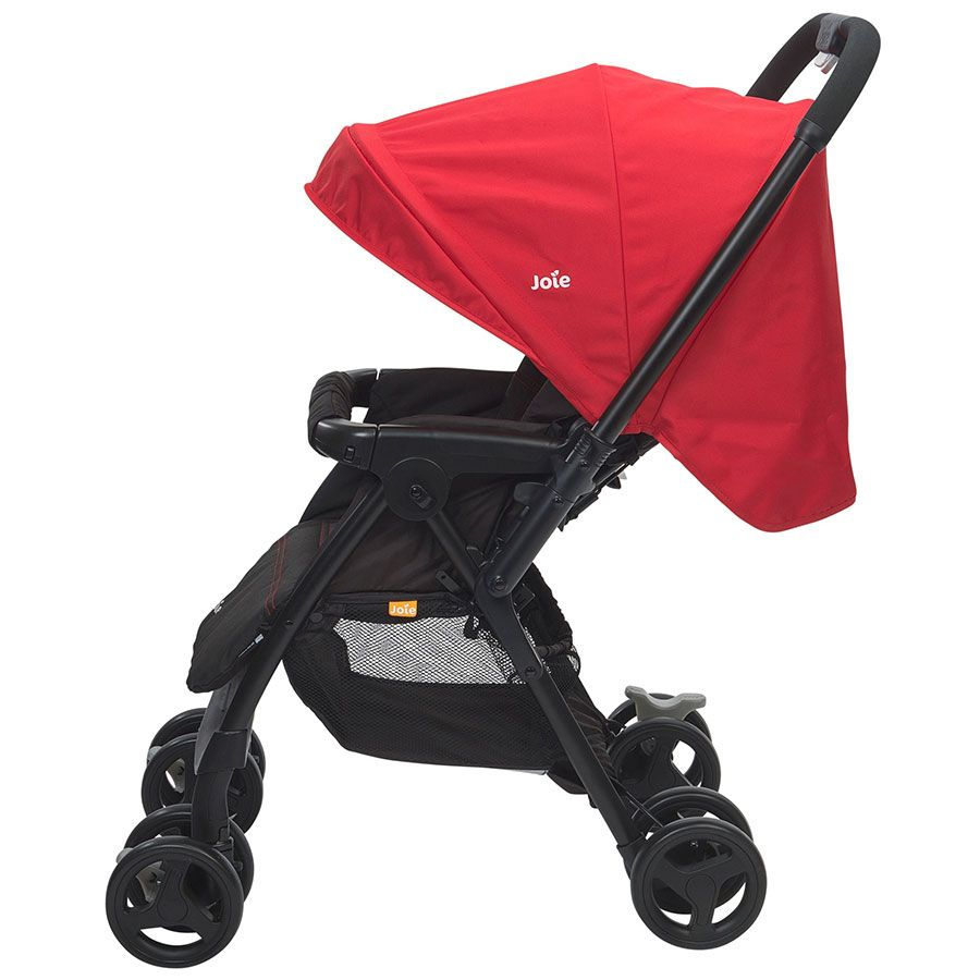 Silla De Paseo Joie Mirus Joie Mirus Reverse Handle Stroller Ladybird Out And About