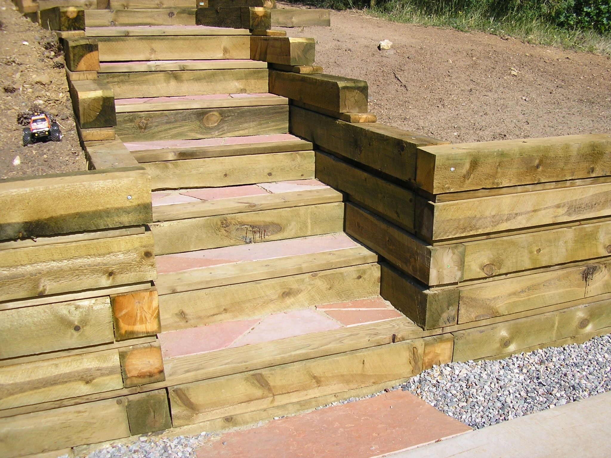 Great Decorative Retaining Wall Ideas Images - The Wall Art ...