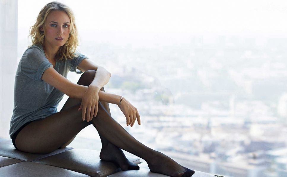 Remarkable, diane kruger pantyhose all fantasy