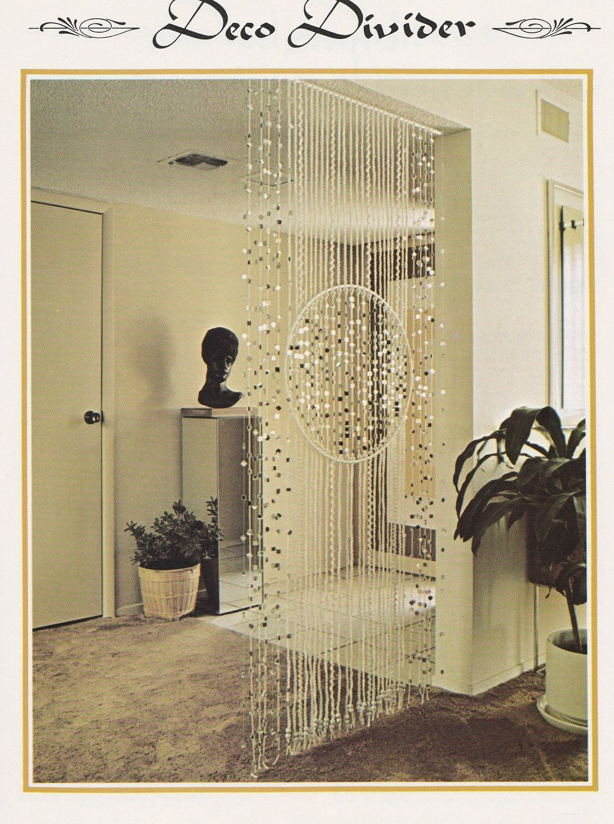 11 Macrame Patterns - Room Dividers Plant Hanger Wall Decor ...