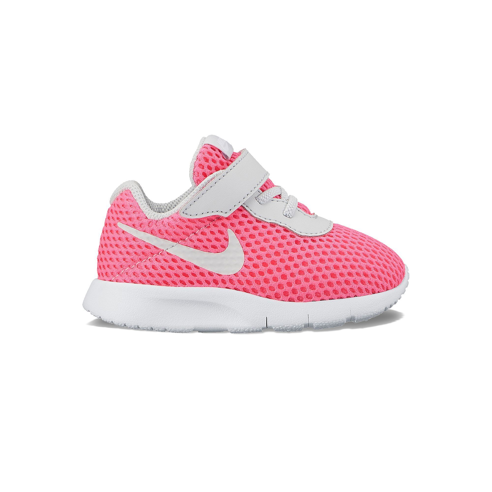 Nike Tanjun Breathe Toddler Girls' Shoes, Girl's, Size: 10 T, Red