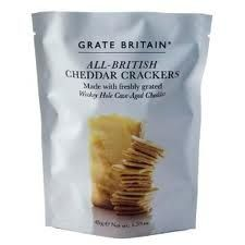 Grate Britain crackers, Yummy Product Range
