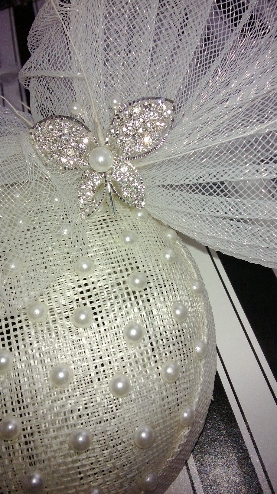 Jayne Alison Millinery Bridal collection