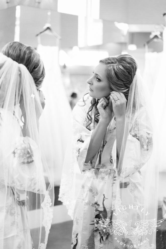 カトリックの結婚式の反射