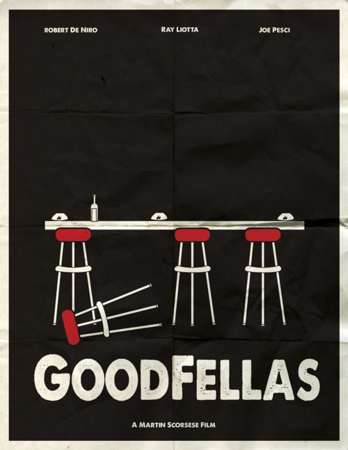 a review of the movie goodfellas directed by martin scorsese The director made transcripts of these sessions, took the lines he liked best, and  put  it received positive reviews from critics and was nominated for six academy   martin scorsese never intended to make another mob film until he read a.
