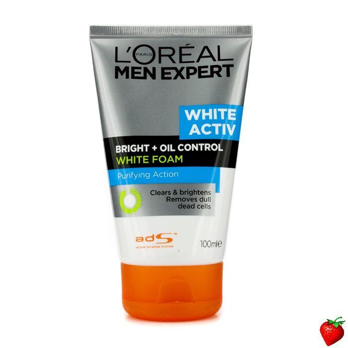 L Oreal Men S Skin Care Oil Control Products Mens Skin Care Facial Skin Care