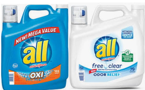 3 00 Off 2 All Laundry Detergent 184 5oz And Up Coupon Laundry