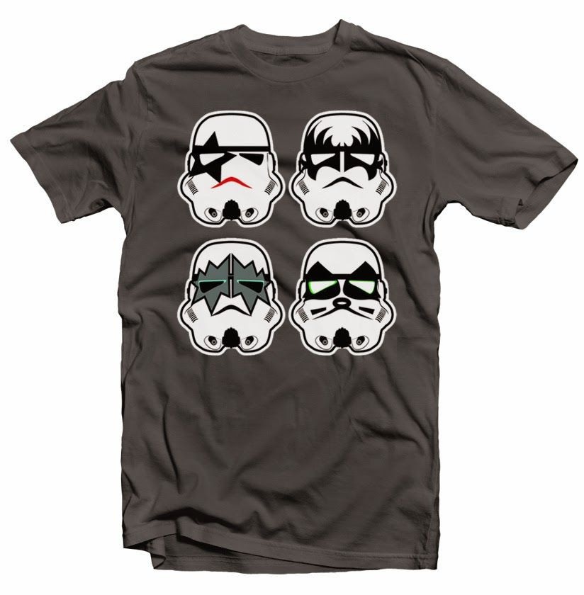 d3b462832 Kiss Stormtrooper Faces | T Shirt designs Ready for Screenprinting and DTG  Printers Only $10 #screenprinting #dtg #tshirtdesigns