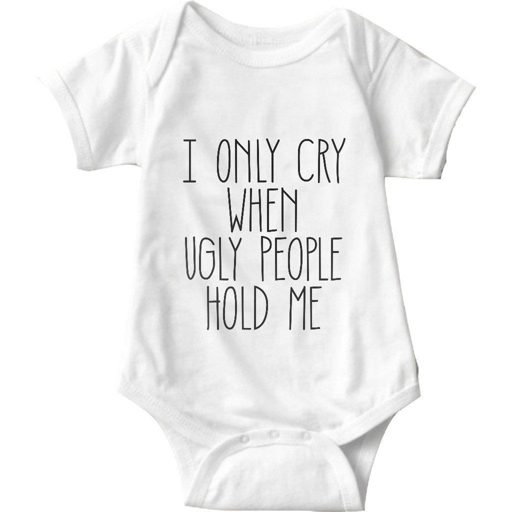 This Unisex super soft Baby Onesie is the perfect product for a