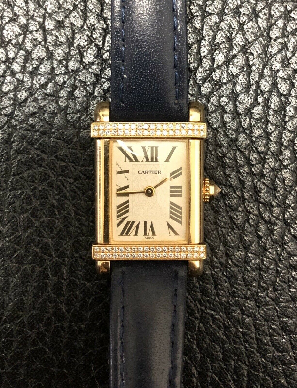Pin On Cartier Watch