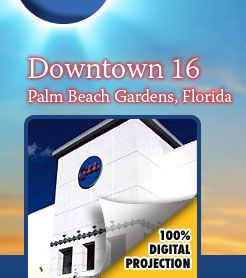 Cobb Theatres Downtown Gardens 16 Palm Beach Gardens Fl