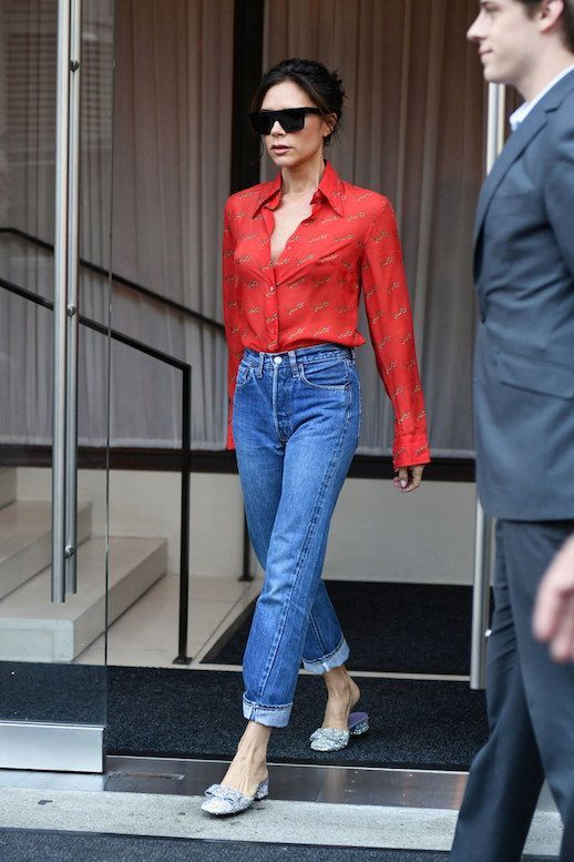 How to Do Casual Chic Like Victoria Beckham