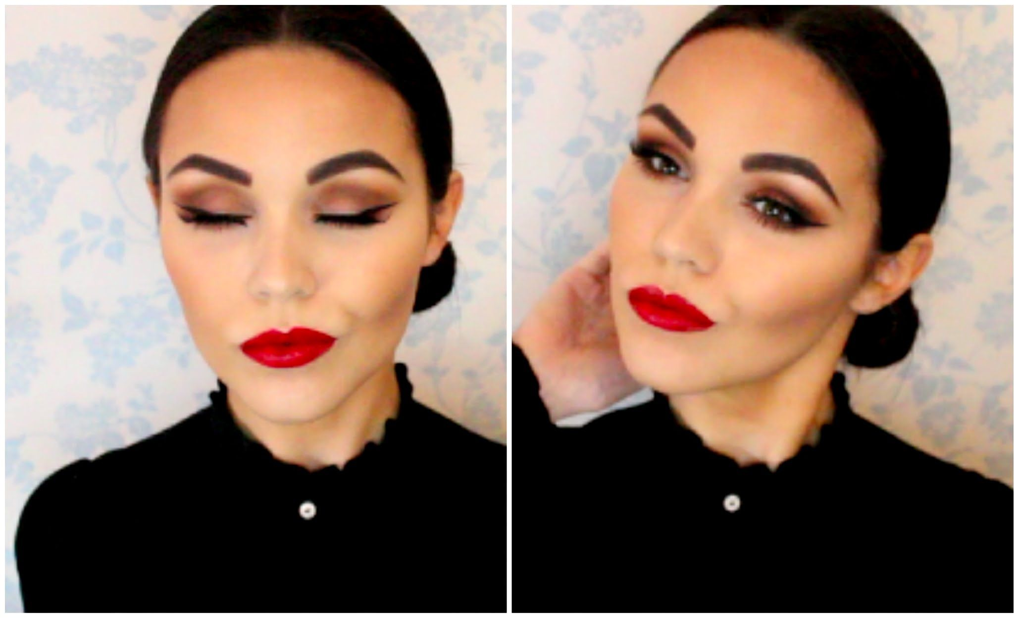 Spanish Hair Styles: Heeey! Here Is My Spanish Inspired Makeup Look! Bold