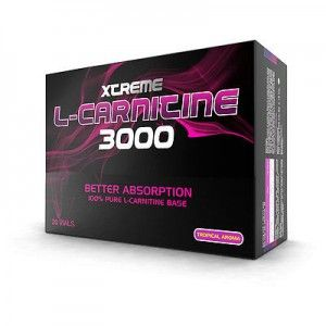 Xtreme-L-Carnitine-3000mg-20-vials-Xcore-Carnitinas-0