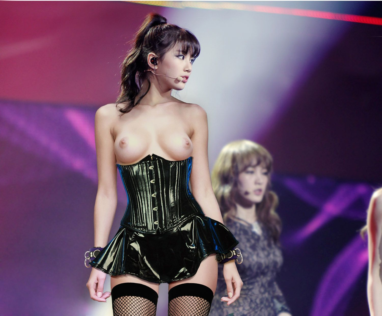 Korean idols nude pictures