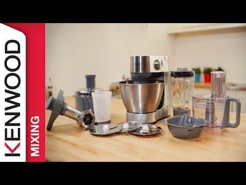 Kenwood Chef Premier Kuchenmaschine Weiss Kmc510 Haushaltsgerate Kuchenmaschine Kuche Haushaltsgerate