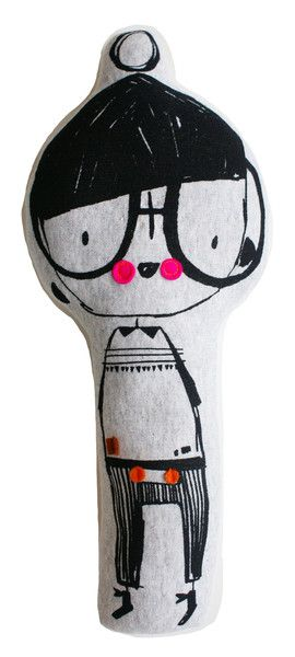 Wilby Soft Toy