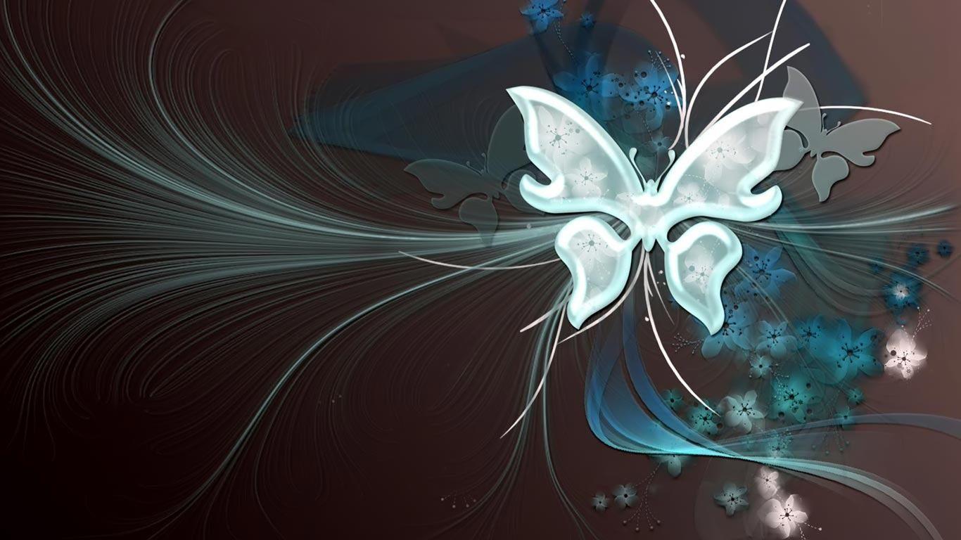 Laptop Wallpapers Hd Wallpapers Backgrounds 1366x768 Free13k Desktop Wallpaper Art Butterfly Wallpaper Backgrounds Butterfly Wallpaper