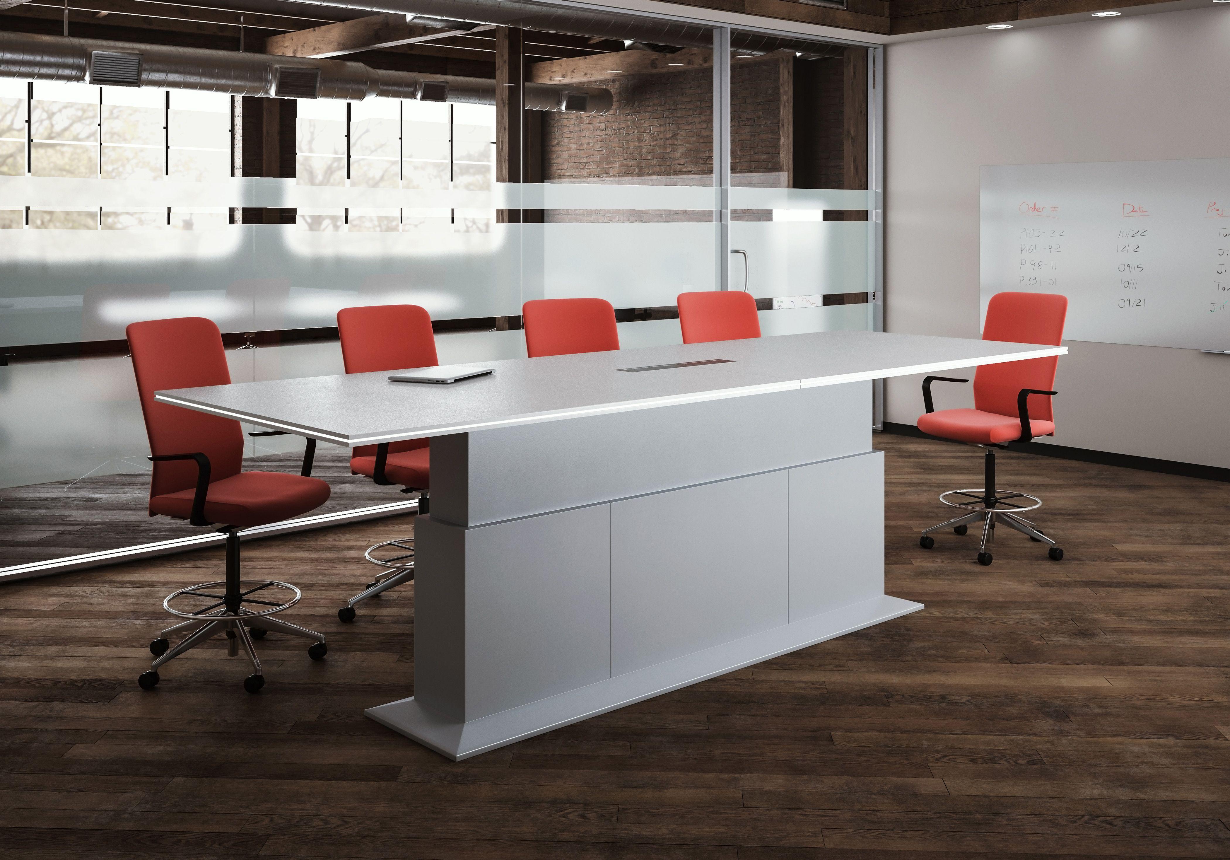 Enwork Height Adjustable Conference FurnitureSpace Ideas - Height adjustable meeting table