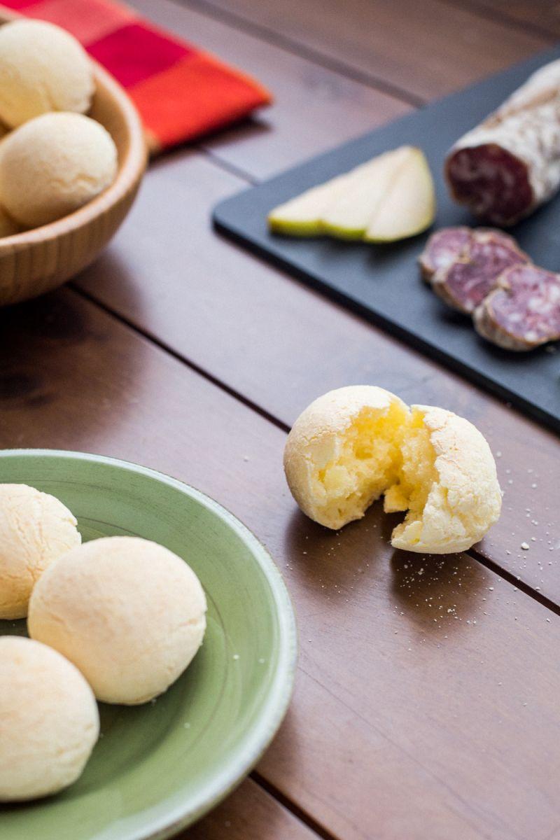Brazilian Cheese Buns Pao De Queijo Brazillian Food Cheese