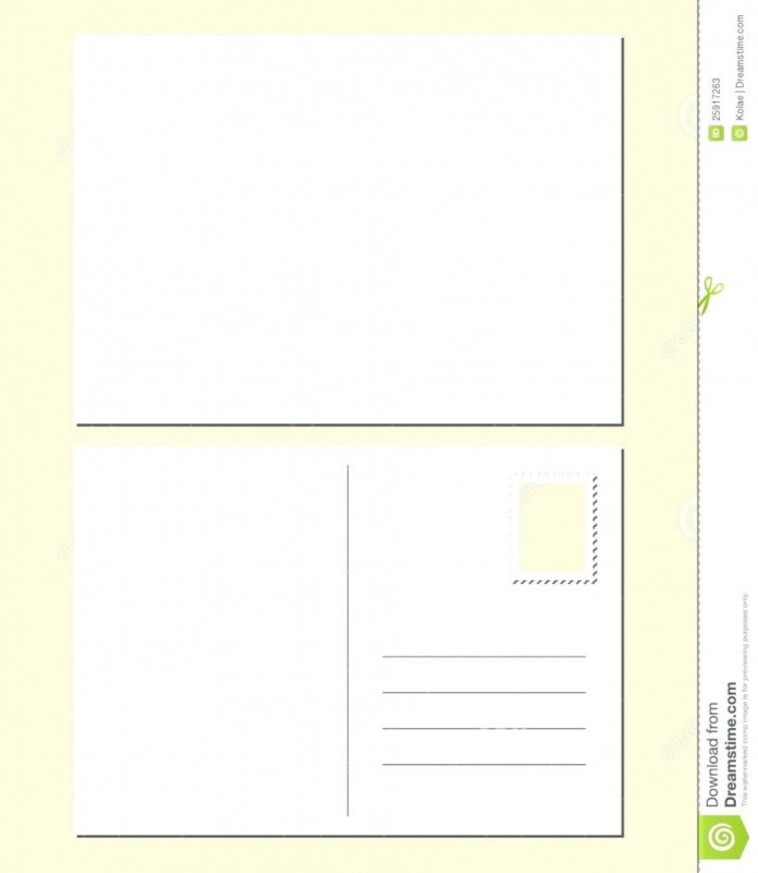 Free Blank Postcard Template For Word New 032 Blank Postcard Template Free Ideas Front And Back Wo Postcard Template Free Postcard Template Printable Postcards