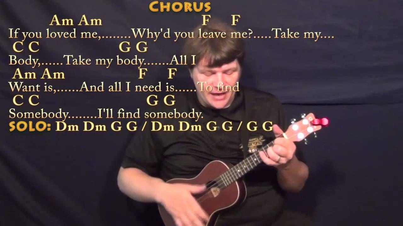 Youtube In 2020 Lyrics And Chords Ukulele Chords Ukulele
