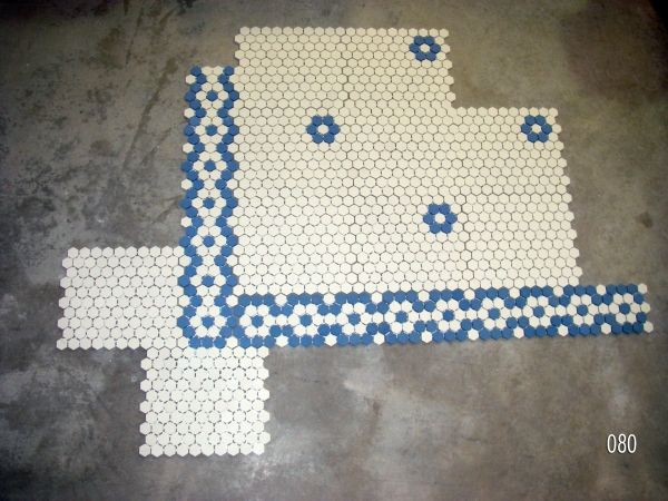 A Fun Tile Source Sent In By Jeanne Thanks American Restoration Is Custom Ceramic Manufacture The S Mounts All Patterns And Borders Into