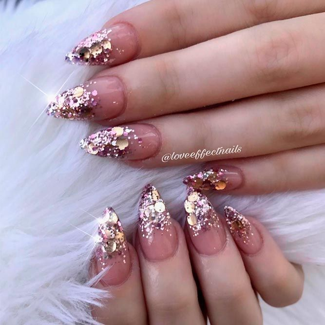Fantabulous Pointy Nails Designs You Would Love To Have | Stiletto ...