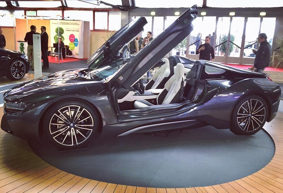 Salon De L Automobile A Pau Superbe I8 Roadster Roadster