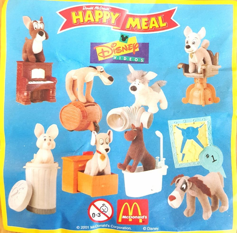 Lady And The Tramp Toys 78