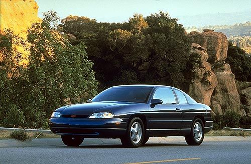 1996 Monte Carlo Z34 Loved The Car But Hated The Engine It Had A