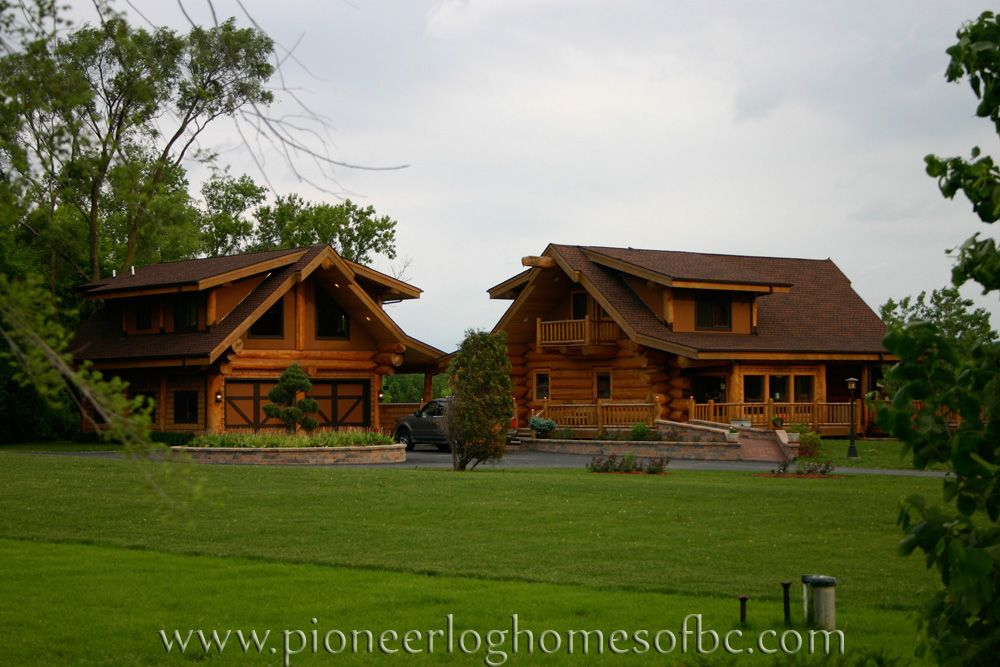 Custom Log Homes Picture Gallery Log Cabin Homes Pictures Bc Canada Log Cabin Floor Plans Log Homes Cabin Floor Plans
