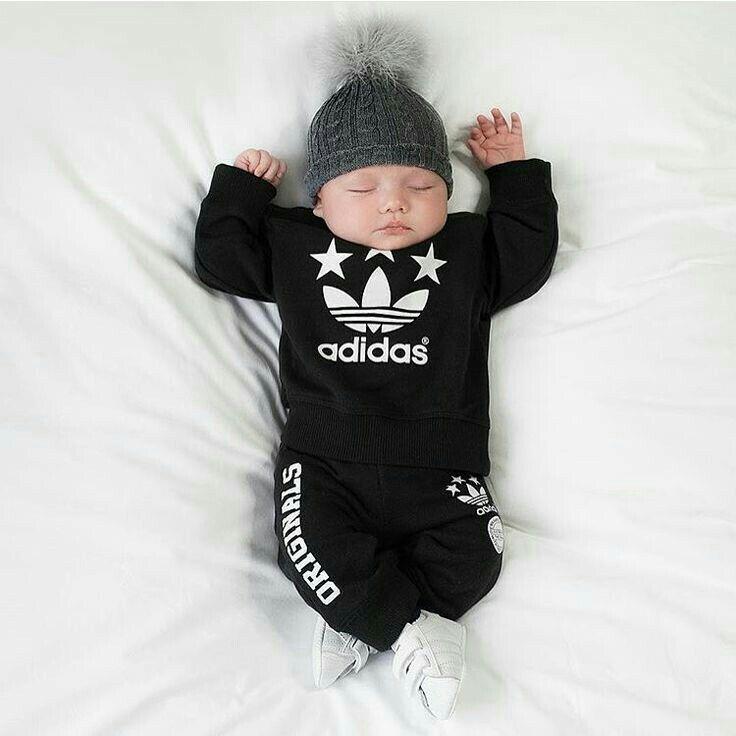Adidas Baby | Trendy baby boy clothes