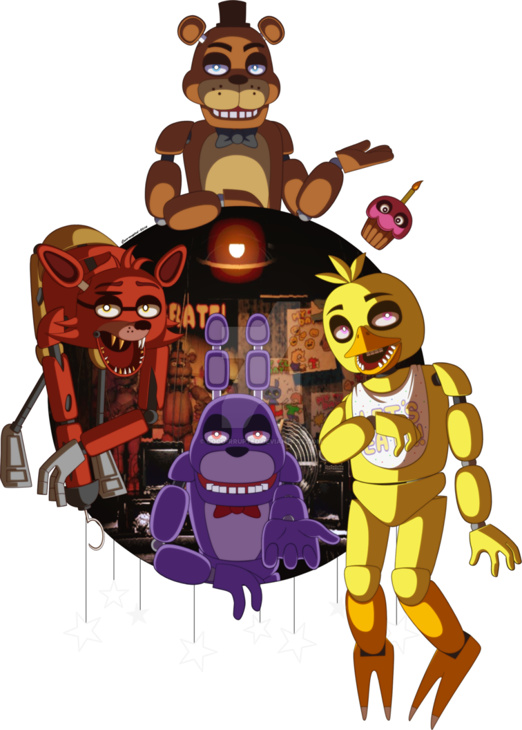 Browse Art Five Nights At Freddy S Five Night Freddy