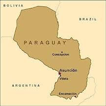 Paraguay Is A Large Country That Is Located In Rio In South America Its Neighbors Are Argentina Bolivia And Brazil I Paraguay Travel Recommendations Travel