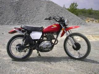 1978 Honda Xl 175 My First And Only Dirtbike I Ever Owned Honda Bike Dirt Bikes