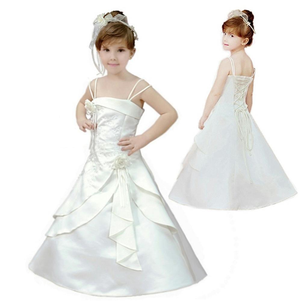 Hochzeitskleid Für Kinder – Valentins Day  Hochzeitskleid kind