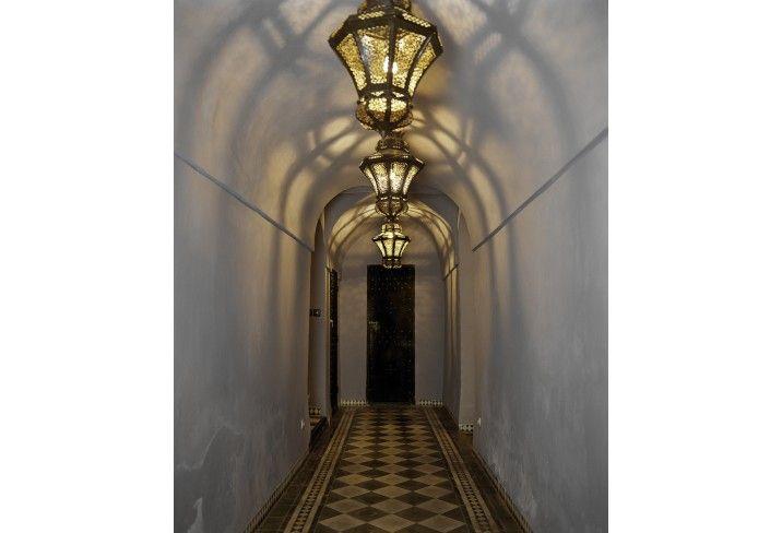 Mr & Mrs Smith - Corridor - Dar Darma, Morocco