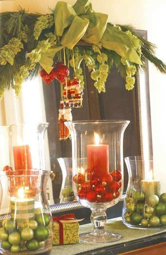 Country Christmas Decorating Ideas Decorating Pinterest - country christmas decorations