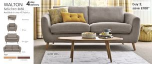 Buy Walton Sofas & Armchairs from the Next UK online shop