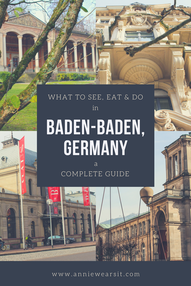 Baden Baden Germany Travel Guide What To See Eat And Do Germany Travel Guide Baden Germany Germany Travel