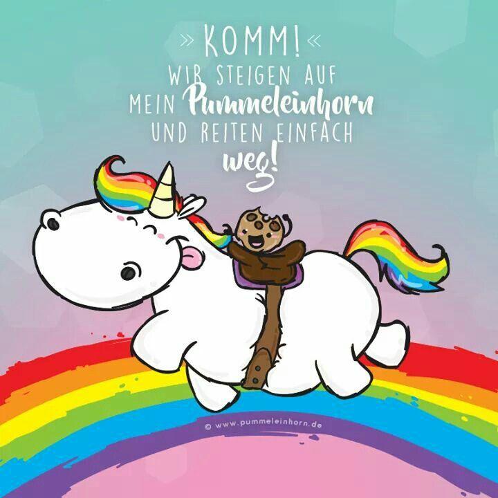 Pummeleinhorn Mehr Mr Pummeleinhorn Unicorn Quotes Und Real Unicorn