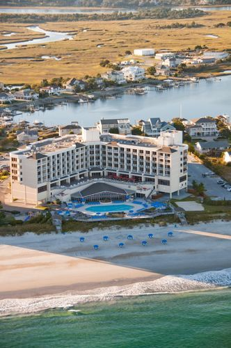 Holiday Inn Resort Wilmington E Wrightsville Bch Beach North Carolina