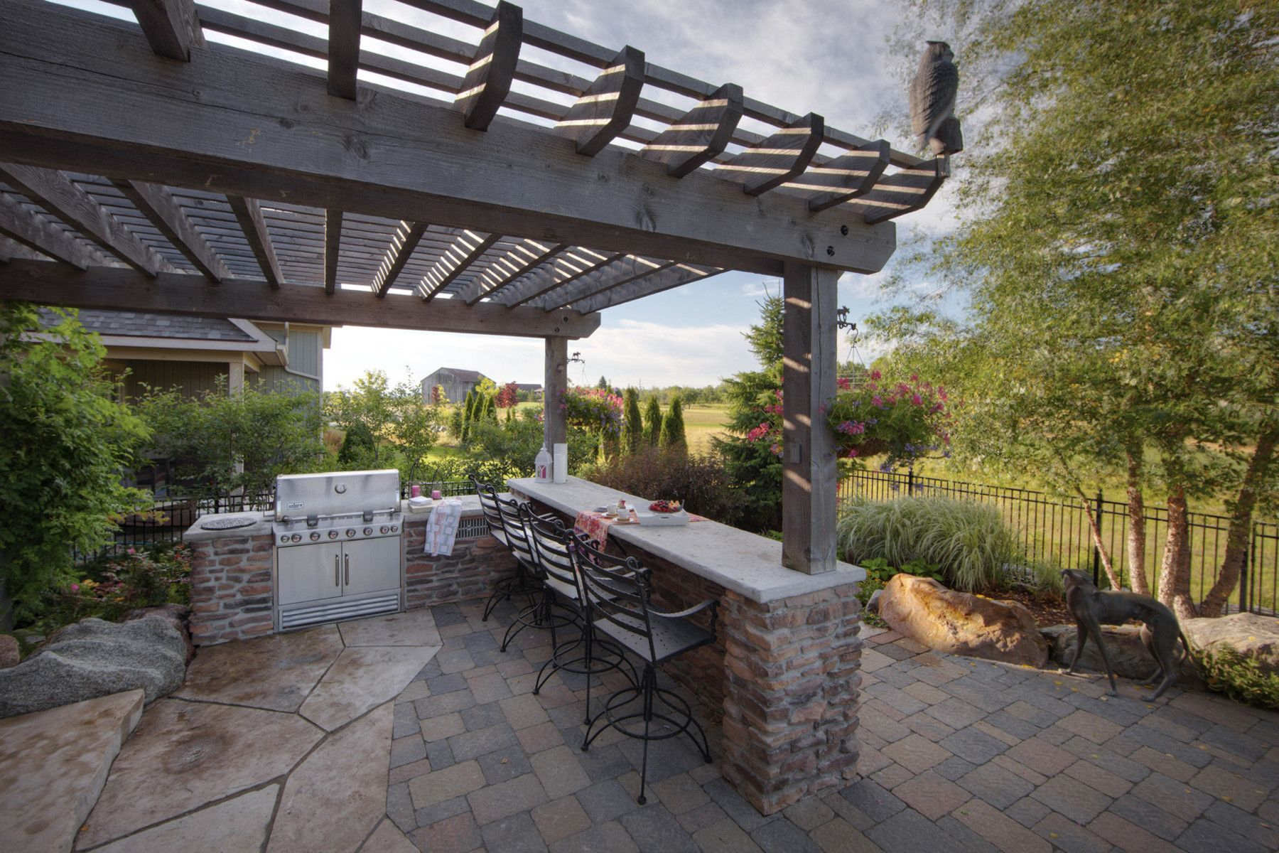 What Are In Outdoor Kitchens