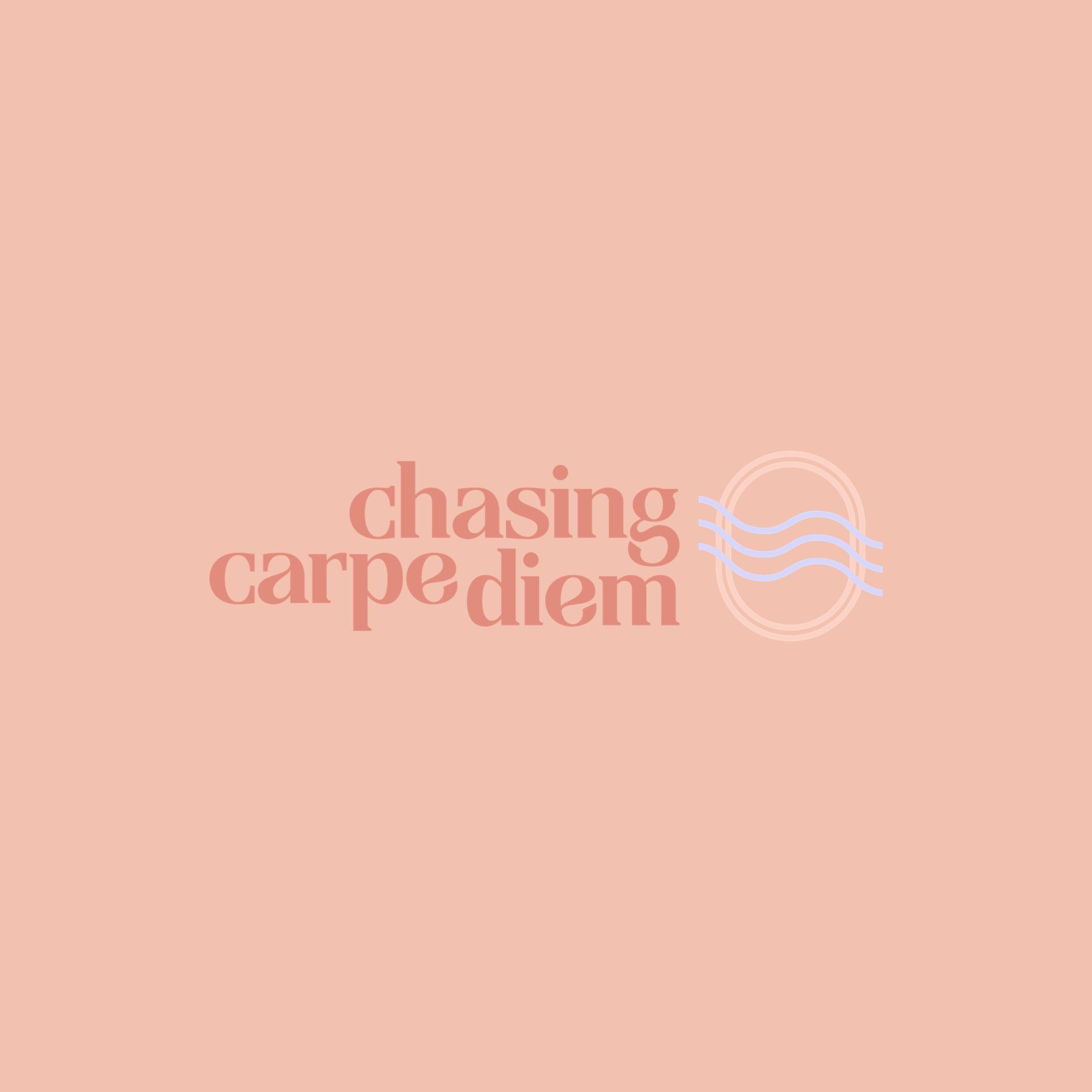 #chasingcarpediem #LOGO #travellogo #bloggerlogo #bloglogo