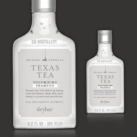 Texas Tea Volumizing Shampoo Tea Shampoo Shampoo