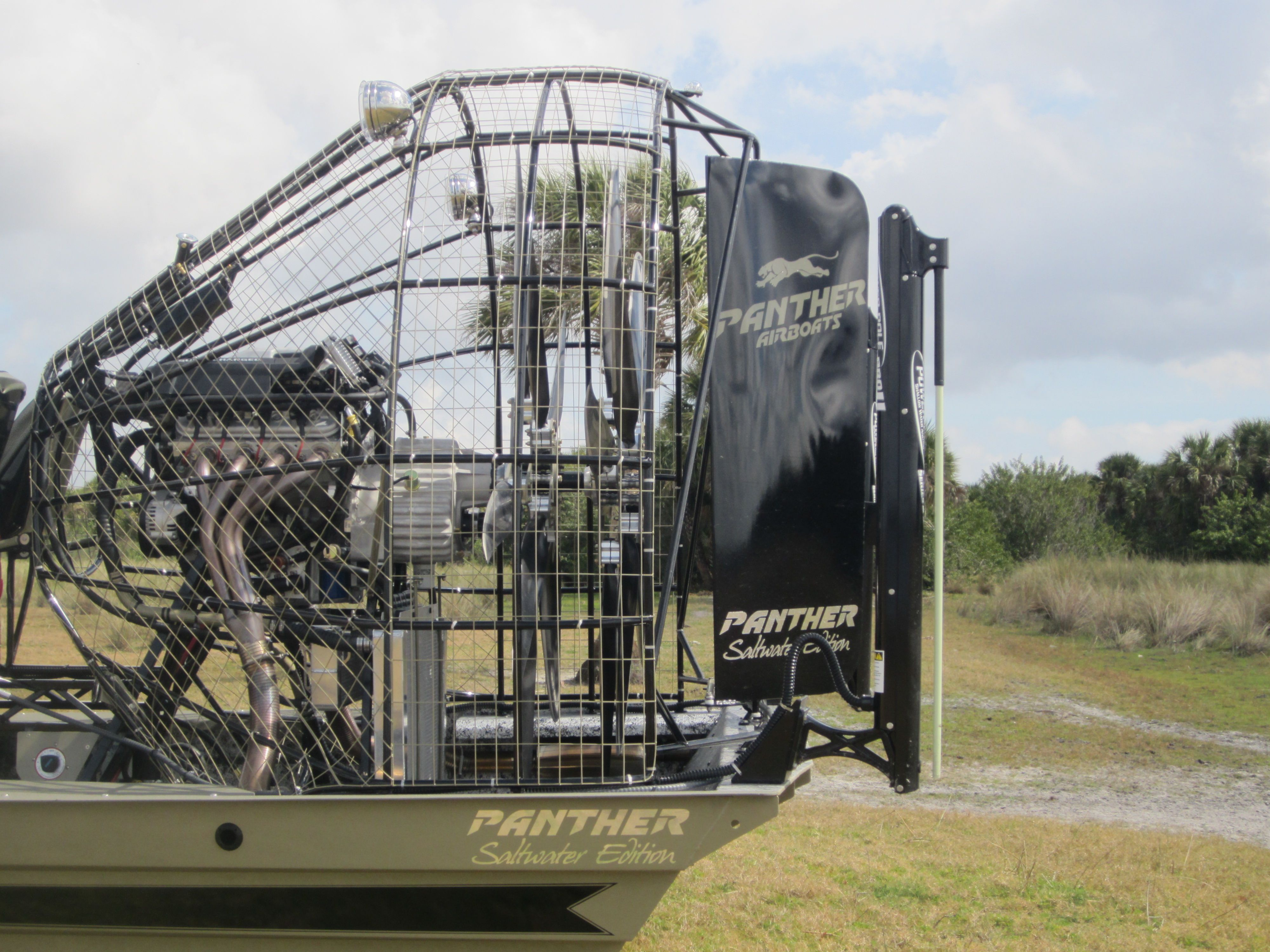 Panther Airboats Boat Airboat Buy A Boat