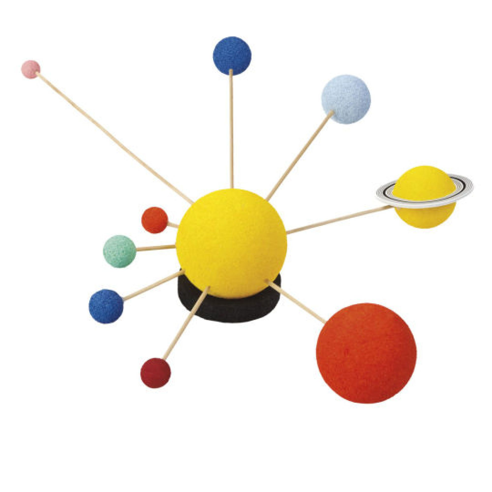 pop corn ball solar system - photo #32