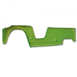 PANNEAU LATERAL D VERT TIBESTY 3.5mm anti uv